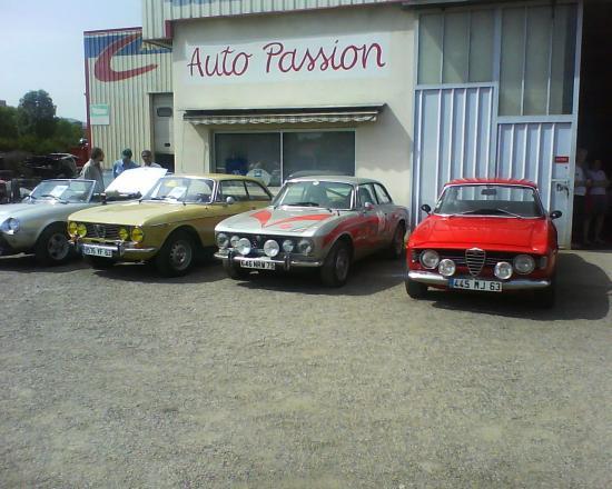 20 ans garage auto passion for Garage auto quad passion